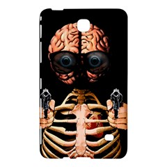 Do What Your Brain Says Samsung Galaxy Tab 4 (7 ) Hardshell Case  by Valentinaart