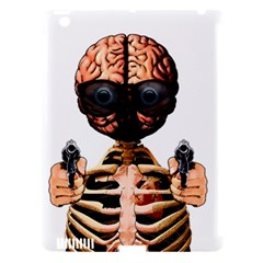 Do What Your Brain Says Apple Ipad 3/4 Hardshell Case (compatible With Smart Cover) by Valentinaart