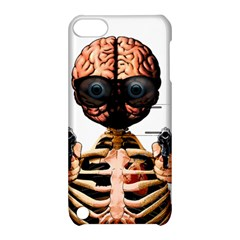 Do What Your Brain Says Apple Ipod Touch 5 Hardshell Case With Stand by Valentinaart