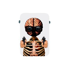 Do What Your Brain Says Apple Ipad Mini Protective Soft Cases by Valentinaart