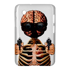 Do What Your Brain Says Samsung Galaxy Tab 2 (7 ) P3100 Hardshell Case  by Valentinaart