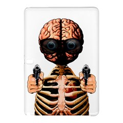Do What Your Brain Says Samsung Galaxy Tab Pro 12 2 Hardshell Case by Valentinaart