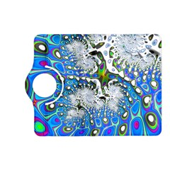 Fractal Fantasy 717b Kindle Fire Hd (2013) Flip 360 Case by Fractalworld