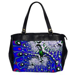 Fractal Fantasy 717c Office Handbags by Fractalworld