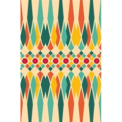 Festive Pattern 5 5  X 8 5  Notebooks by linceazul