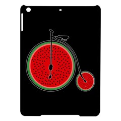 Watermelon Bicycle  Ipad Air Hardshell Cases by Valentinaart