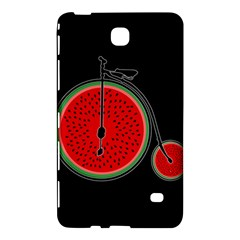 Watermelon Bicycle  Samsung Galaxy Tab 4 (7 ) Hardshell Case  by Valentinaart