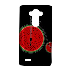 Watermelon Bicycle  Lg G4 Hardshell Case by Valentinaart