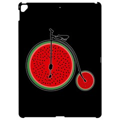 Watermelon Bicycle  Apple Ipad Pro 12 9   Hardshell Case by Valentinaart