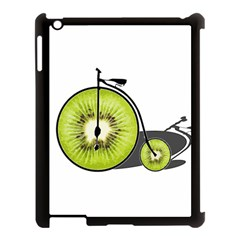 Kiwi Bicycle  Apple Ipad 3/4 Case (black) by Valentinaart