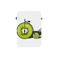 Kiwi Bicycle  Apple Ipad Mini Protective Soft Cases by Valentinaart