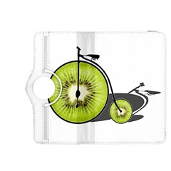 Kiwi Bicycle  Kindle Fire Hdx 8 9  Flip 360 Case by Valentinaart