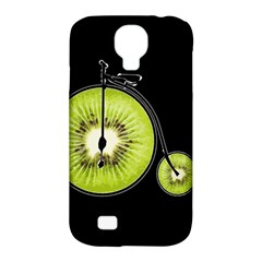 Kiwi Bicycle  Samsung Galaxy S4 Classic Hardshell Case (pc+silicone) by Valentinaart