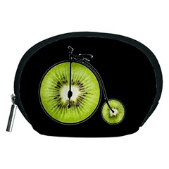 Kiwi Bicycle  Accessory Pouches (medium)  by Valentinaart