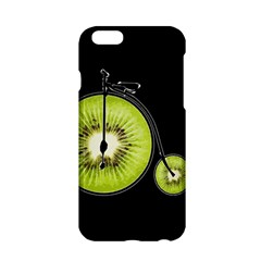 Kiwi Bicycle  Apple Iphone 6/6s Hardshell Case by Valentinaart