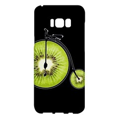 Kiwi Bicycle  Samsung Galaxy S8 Plus Hardshell Case  by Valentinaart