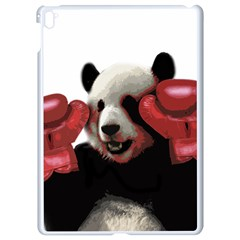 Boxing Panda  Apple Ipad Pro 9 7   White Seamless Case by Valentinaart