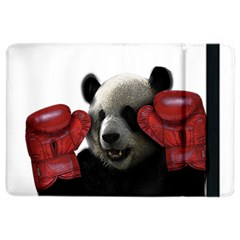 Boxing Panda  Ipad Air 2 Flip by Valentinaart