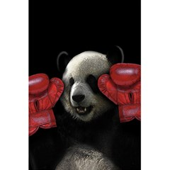 Boxing Panda  5 5  X 8 5  Notebooks by Valentinaart