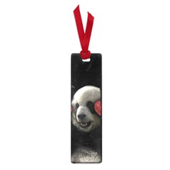 Boxing Panda  Small Book Marks by Valentinaart