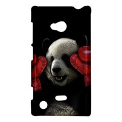 Boxing Panda  Nokia Lumia 720 by Valentinaart