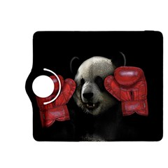 Boxing Panda  Kindle Fire Hdx 8 9  Flip 360 Case by Valentinaart