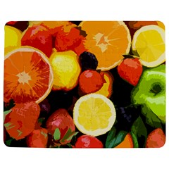 Fruits Pattern Jigsaw Puzzle Photo Stand (rectangular) by Valentinaart