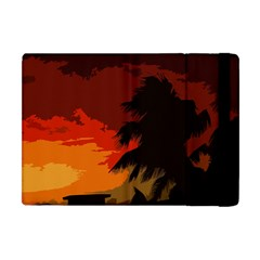 Landscape Apple Ipad Mini Flip Case by Valentinaart