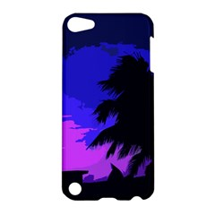 Landscape Apple Ipod Touch 5 Hardshell Case by Valentinaart