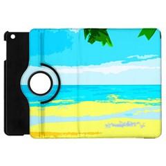 Landscape Apple Ipad Mini Flip 360 Case by Valentinaart