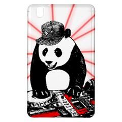 Deejay Panda Samsung Galaxy Tab Pro 8 4 Hardshell Case by Valentinaart