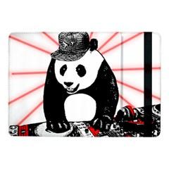 Deejay Panda Samsung Galaxy Tab Pro 10 1  Flip Case by Valentinaart