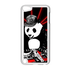 Deejay Panda Apple Ipod Touch 5 Case (white) by Valentinaart