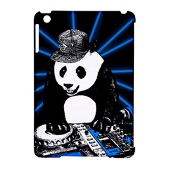 Deejay Panda Apple Ipad Mini Hardshell Case (compatible With Smart Cover) by Valentinaart