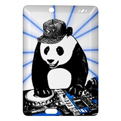 Deejay Panda Amazon Kindle Fire Hd (2013) Hardshell Case by Valentinaart