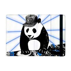 Deejay Panda Ipad Mini 2 Flip Cases by Valentinaart