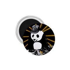 Deejay Panda 1 75  Magnets by Valentinaart