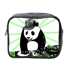 Deejay Panda Mini Toiletries Bag 2 Side by Valentinaart