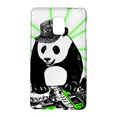 Deejay Panda Galaxy Note Edge by Valentinaart