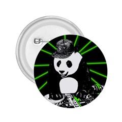 Deejay Panda 2 25  Buttons by Valentinaart
