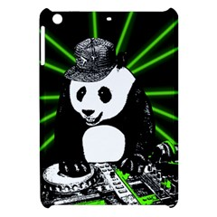 Deejay Panda Apple Ipad Mini Hardshell Case by Valentinaart