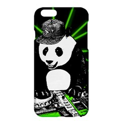Deejay Panda Apple Iphone 6 Plus/6s Plus Hardshell Case by Valentinaart