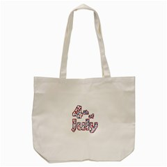 4th Of July Independence Day Tote Bag (cream) by Valentinaart