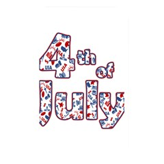 4th Of July Independence Day Memory Card Reader by Valentinaart