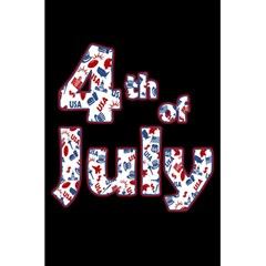 4th Of July Independence Day 5 5  X 8 5  Notebooks by Valentinaart