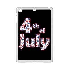 4th Of July Independence Day Ipad Mini 2 Enamel Coated Cases by Valentinaart
