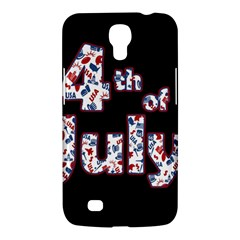 4th Of July Independence Day Samsung Galaxy Mega 6 3  I9200 Hardshell Case by Valentinaart