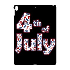 4th Of July Independence Day Apple Ipad Pro 10 5   Hardshell Case by Valentinaart