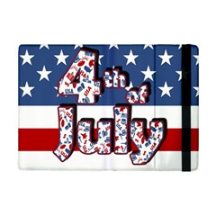4th Of July Independence Day Ipad Mini 2 Flip Cases by Valentinaart