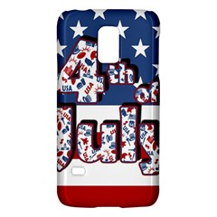 4th Of July Independence Day Galaxy S5 Mini by Valentinaart
